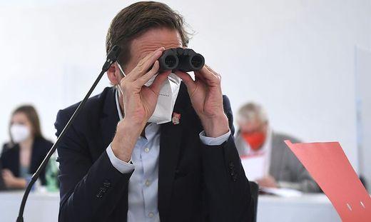 SPÖ-Fraktionsführer Jan Krainer beäugt vor allem die Vorsitzführung von Sobotka.