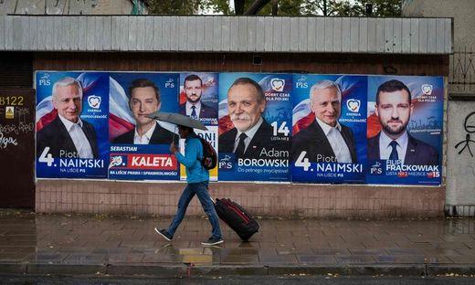 Arm gegen Reich. In Polen hat das liberale Lager der regierenden PiS wenig entgegenzusetzen