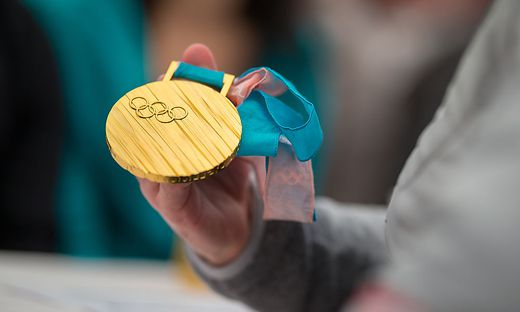 OLYMPIA 2018: EMPFANG OLYMPIASIEGER MATTHIAS MAYER