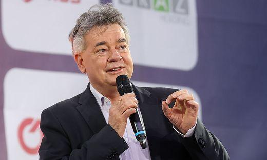 Österreichs Vizekanzler Werner Kogler