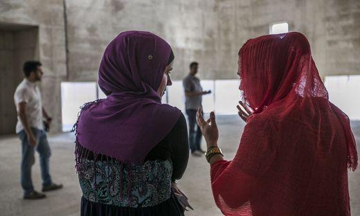 Die Frauen des Islamischen Kulturzentrum Graz wehren sich
