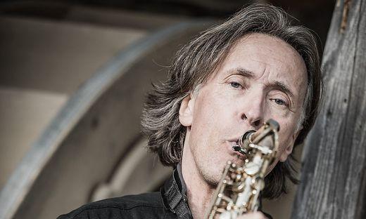 Studierte Saxofon, Querflöte, Jazz-Arrangement und Komposition in Graz: der Gailtaler Musiker und Pädagoge Hubert Waldner
