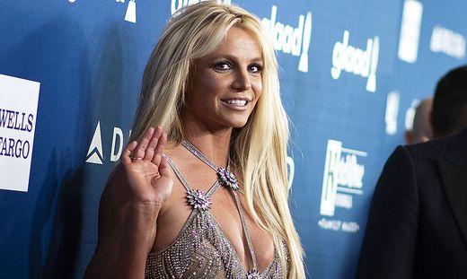 Unter dem Vorwund ihres Vaters: Britney Spears
