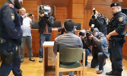 TIROL: PROZESS IN INNSBRUCK - 25-J�HRIGER SOLL IN DER BOGENMEILE VORARLBERGER GET�TET HABEN