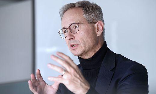 Alfred Stern wird neuer OMV-Boss