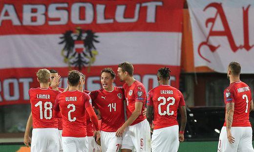 Österreich will heute in Slowenien wieder kräftig jubeln