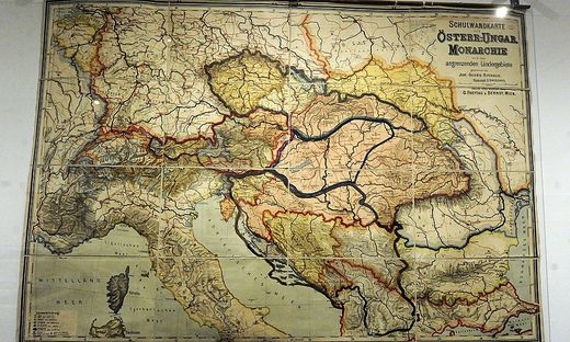 ERSTER WELTKRIEG: AUSSTELLUNG 'JUBEL & ELEND. LEBEN MIT DEM GROSSEN KRIEG 1914-1918'