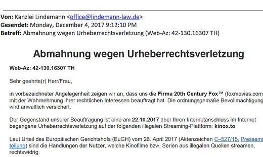 Ombudsmann Konsumentenschutz Achtung Falsche Mahnung