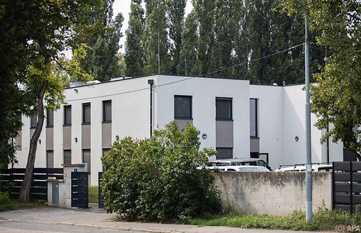 In dieser Asylunterkunft in Wien-Simmering kam es zu den Schüssen auf den Asylwerber