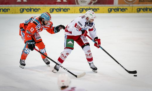 ICE HOCKEY - EBEL, Black Wings vs KAC