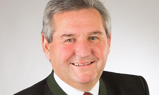 Josef Niggas, Bürgermeister von Lannach