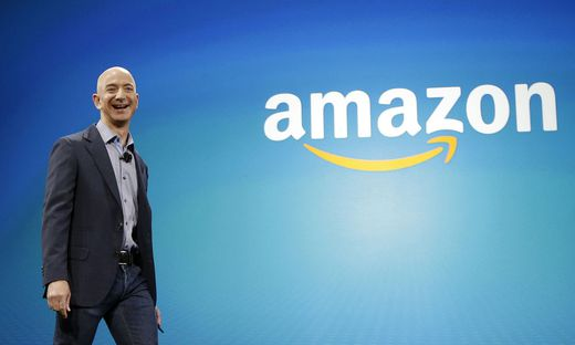 Amazon-Boss Jeff Bezos