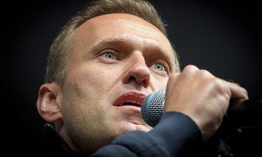 Nawalny ist aus dem Koma erwacht