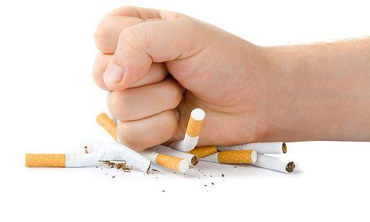 Rauchstopp jetzt!