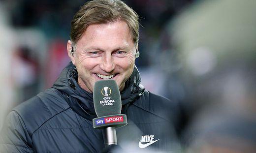 Ralph Hasenhüttl, Leipzig-Trainer
