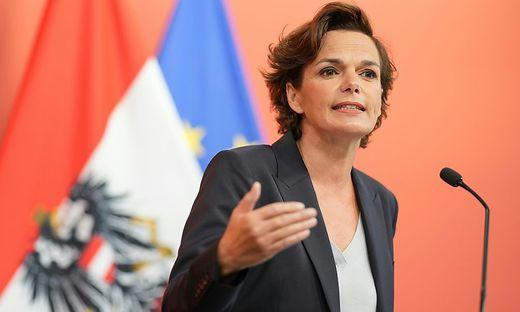 SPÖ-Chefin Rendi-Wagner
