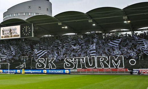 Sturm-Fans halten dem Verein auch in diesen Zeiten die Treue