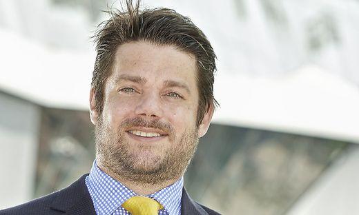 Klemens Haselsteiner, designierter Strabag-Vorstand