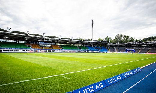 SOCCER - 2. Liga, Linz vs Horn