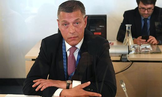 Christian Pilnacek, Sektionschef im Justizministerium