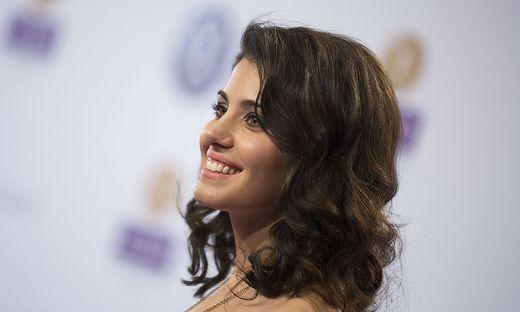 Popsängerin Katie Melua