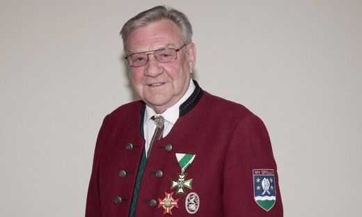 Blasmusikfunktionär Albin Prinz verstarb im 83. Lebensjahr