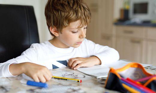 Kinder im häuslichen Unterricht haben keinen Kontakt zu Mitschülern