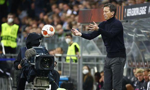 PSV-Trainer Roger Schmidt