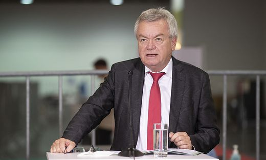 Der steirische SP-Chef Anton Lang