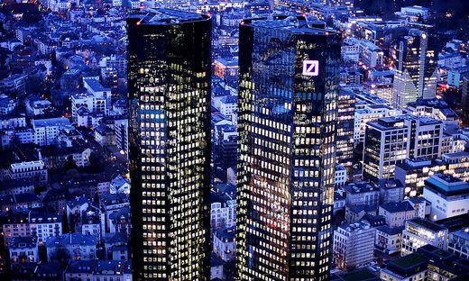Großbritannien - 150 Dollar Millionen Geldstrafe gegen Deutsche Bank wegen Umgangs mit Epstein