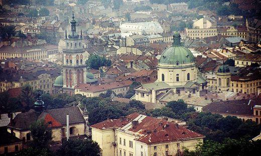 Lemberg (Lviv) ist eine Universitätsstadt mit Bindung zu Österreich. Kärnten unterstützt ukrainische Hochschulen in der digitalen Aufholjagd