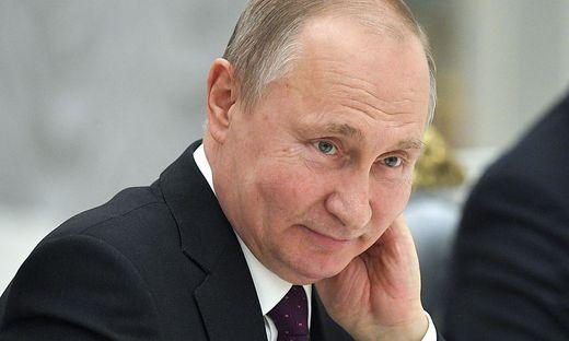 Moskau sieht keine Beweise: Russland reagiert gelassen auf den Mueller-Bericht