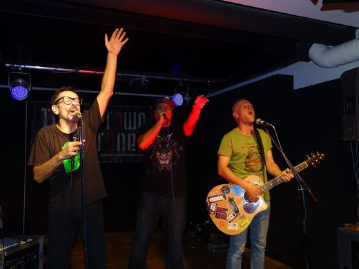 Konzert: Die Uptown Monotones begeistern in Birkfeld