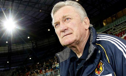 Ivica Osim ist 80 Jahre alt