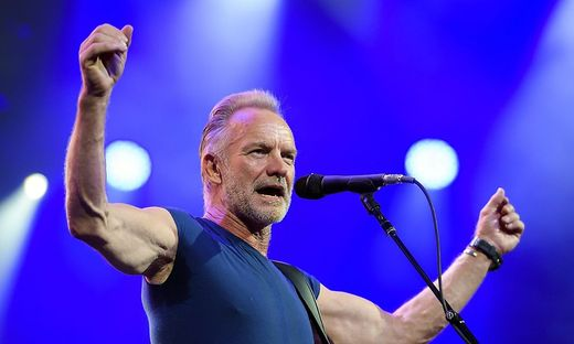 FILES-SWITZERLAND-MUSIC-GERMANY-BRITAIN-STING