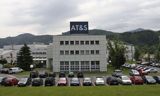 AT&S Standort in Leoben