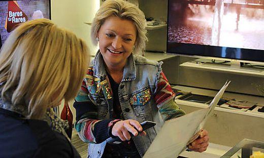 ETP-Chefin Christine Kühr führt den Traditionsbetrieb in der Puntigamer Straße