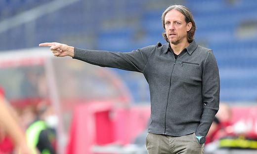 SOCCER - 2. Liga, Liefering vs FAC