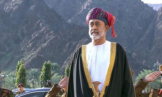Qaboos baute sein Land fast aus dem Nichts in einen modernen Staat um