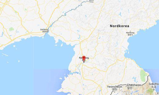 Viele Tote bei Busunglück mit Touristen aus China in Nordkorea
