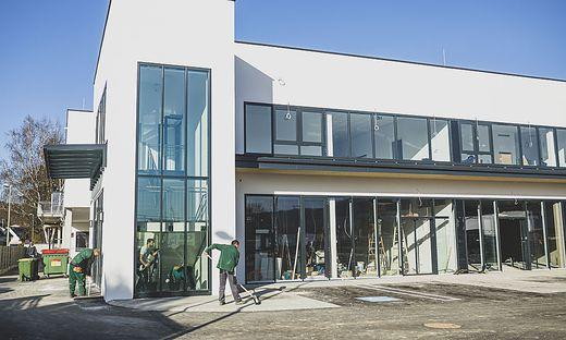 Im April 2021 eröffnete das erste Primärversorgungszentrum Kärntens in Klagenfurt/Annabichl