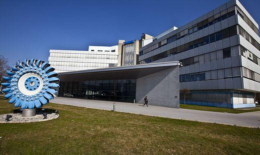 Andritz-Zentrale in Graz