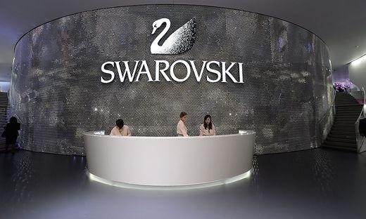 Swarovski reduziert die Zahl der Shops