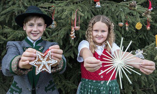 Weihnachten Das Ist Der Ennstaler Christbaumschmuck Kleinezeitung At