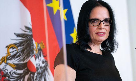 Andrea Mayer: Premiere im Parlament als Staatssekretärin