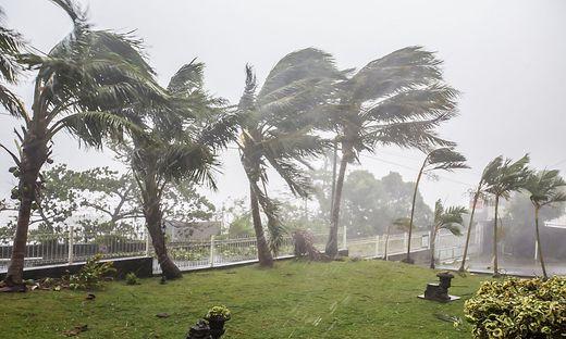 Tropenstürme sind Auslöser für Migrationsbewegungen