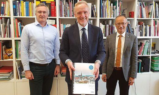 Günter Riegler Budget