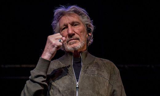 Pink-Floyd-Sänger Roger Waters kritisiert das Benefizkonzert in Venezuela