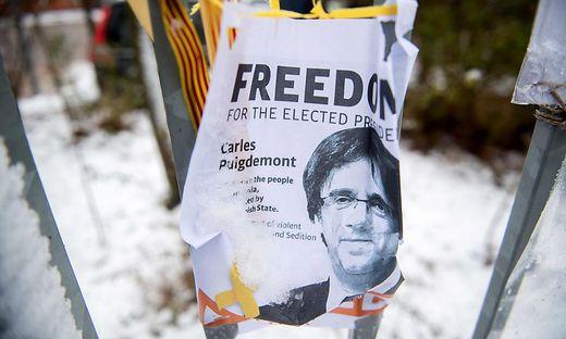 Carles Puigdemont: Berlin will kein Veto gegen Auslieferung einlegen