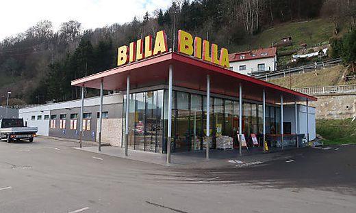 Kapfenberg Diemlach Kaum Kunden Billa Schließt Kleinezeitungat